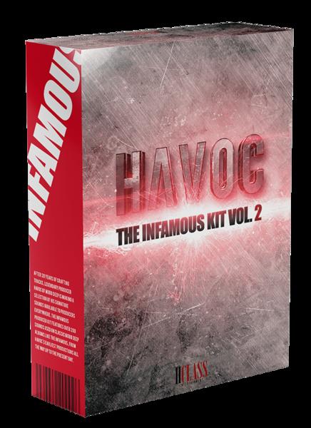 Havoc The Infamous Producer Kit (MP3) Nature Sounds