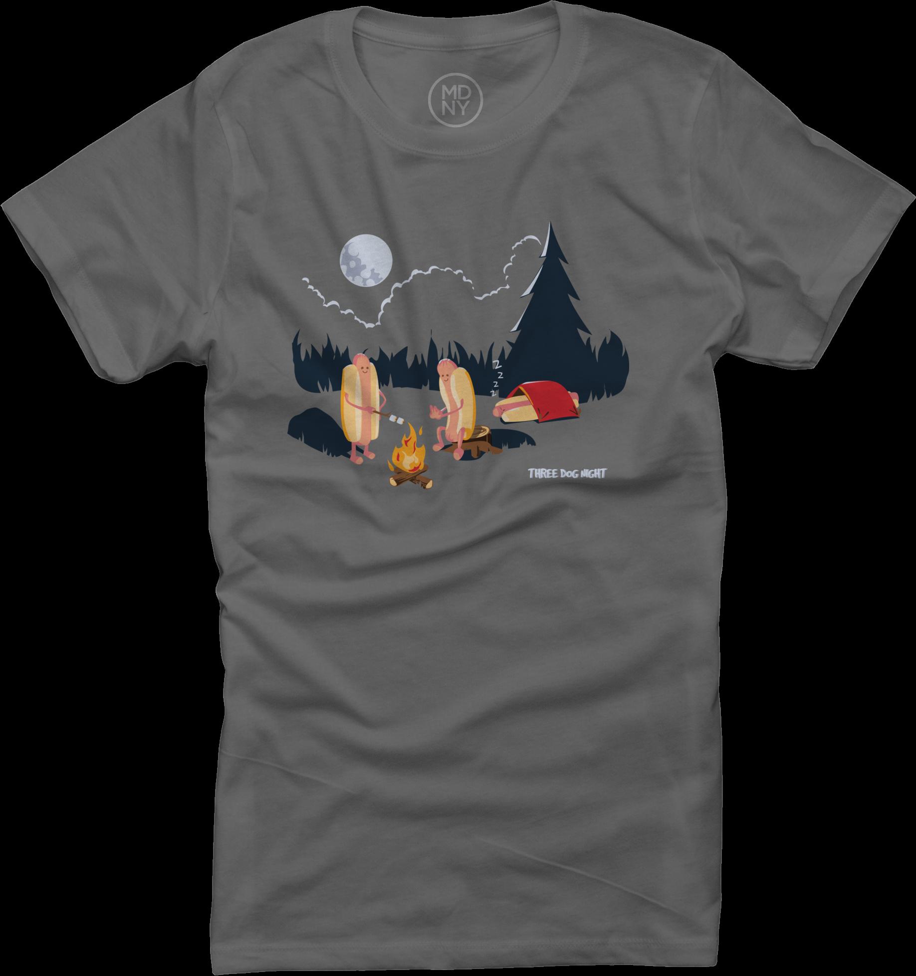 Adult dog night shirt