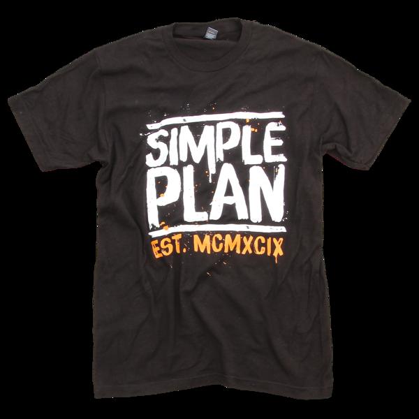 EST. MCMXCIX Black T-Shirt