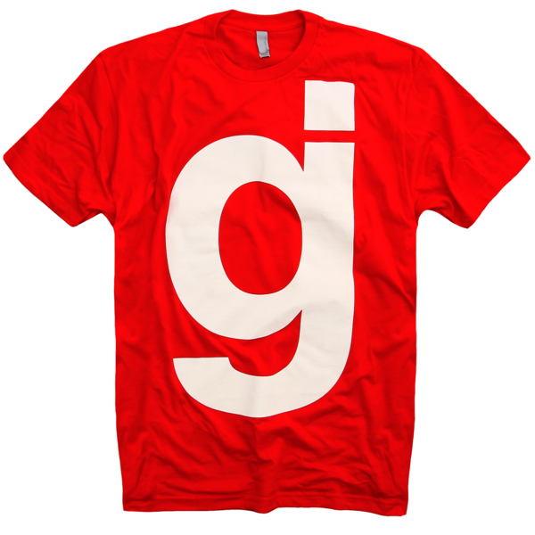 Oversized GJ Red