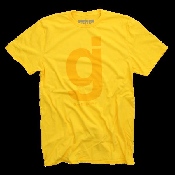 KKBB gold on gold gj t-shirt