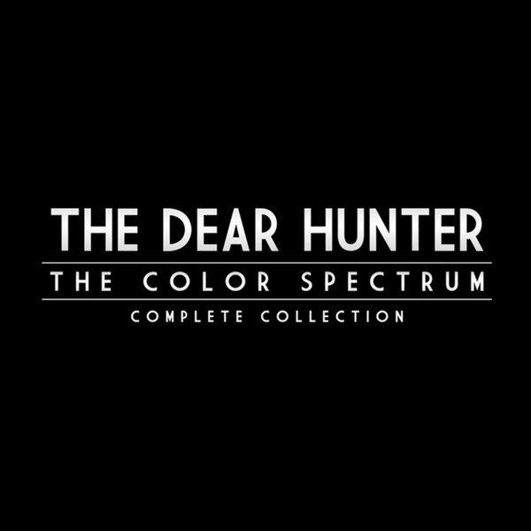 The Dear Hunter The Color Spectrum: The Complete Collection CD