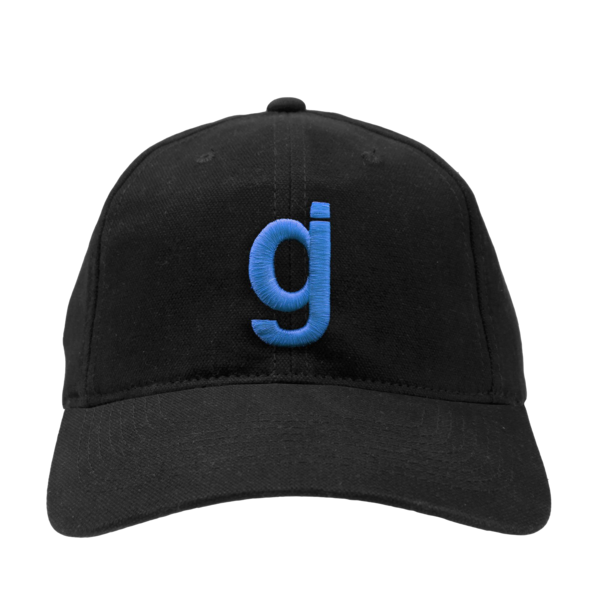 EYEWTKAS GJ Unstructured Black/Blue Hat