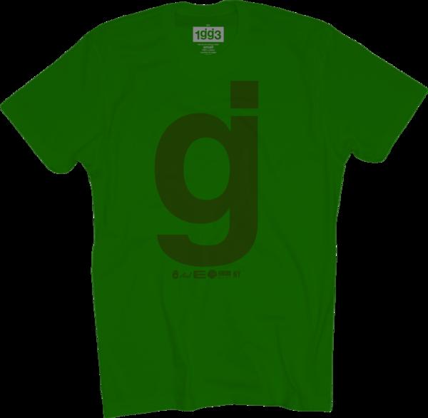 OCG Green gj T-Shirt
