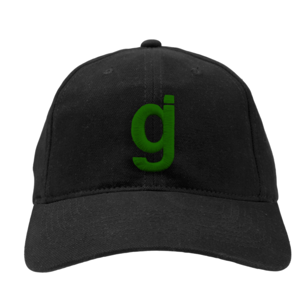 OCG green gj Unstructured hat