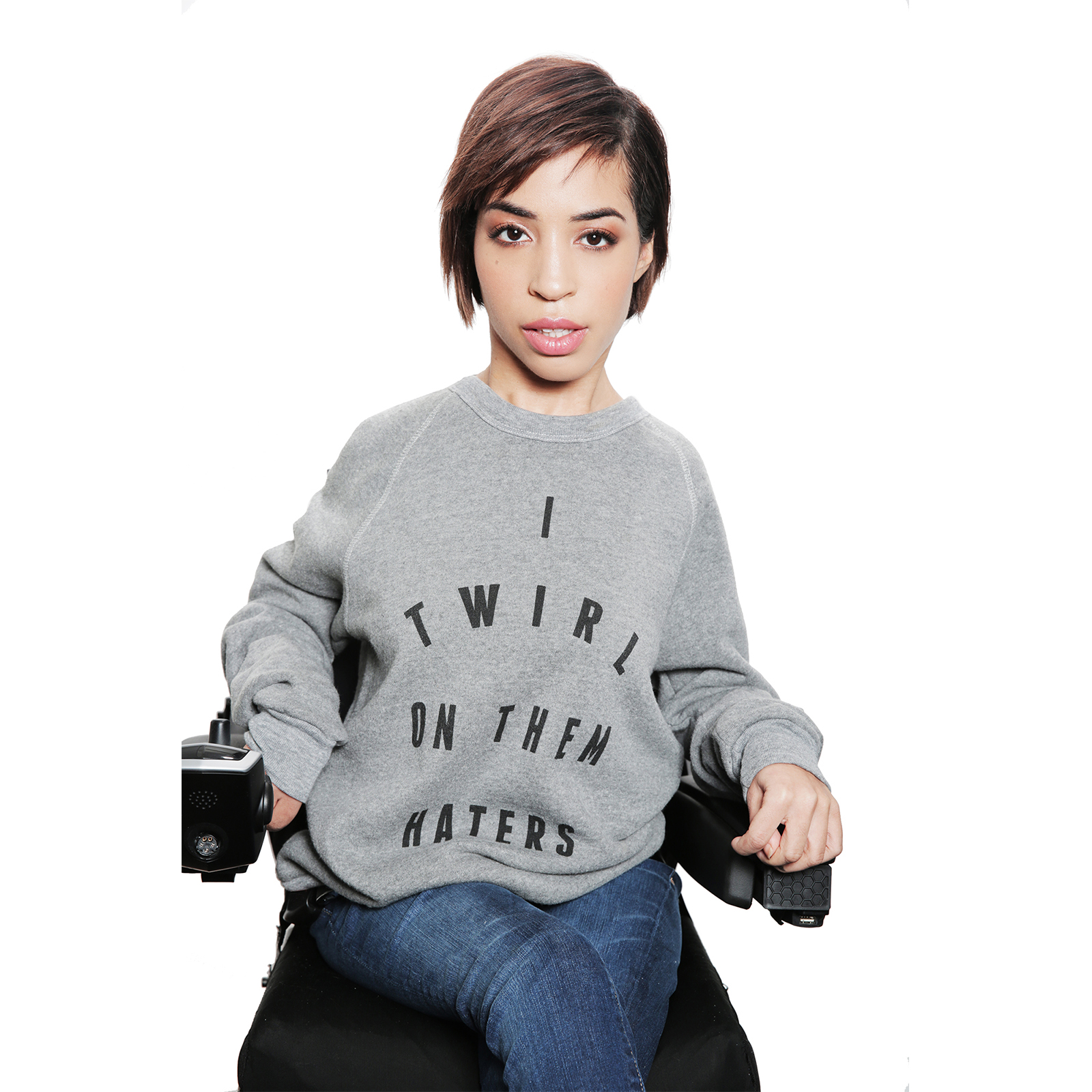 modelka Jillian Mercado