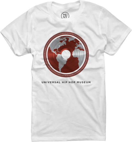 Women's Global Turntablism T Shirt