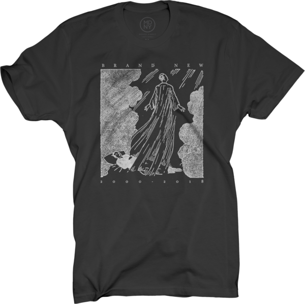 Resurrection Black T-Shirt