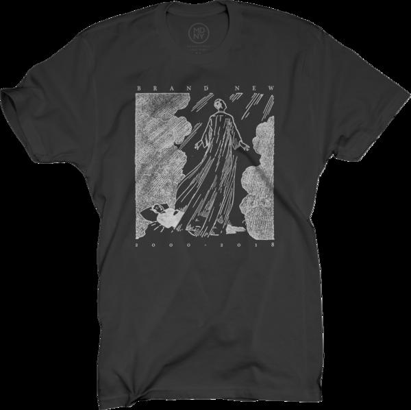 Resurrection Black T-Shirt