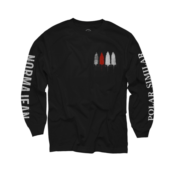 Polar Similar Rats Black Long Sleeve