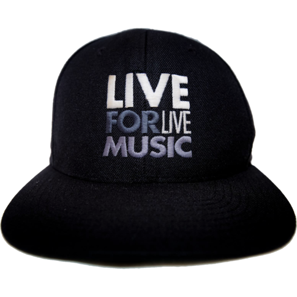 Live For Live Music Snapback