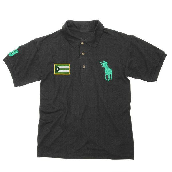 GJ Black Polo