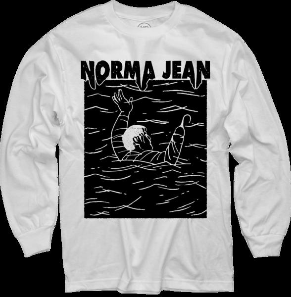 Drowning Long Sleeve T-Shirt