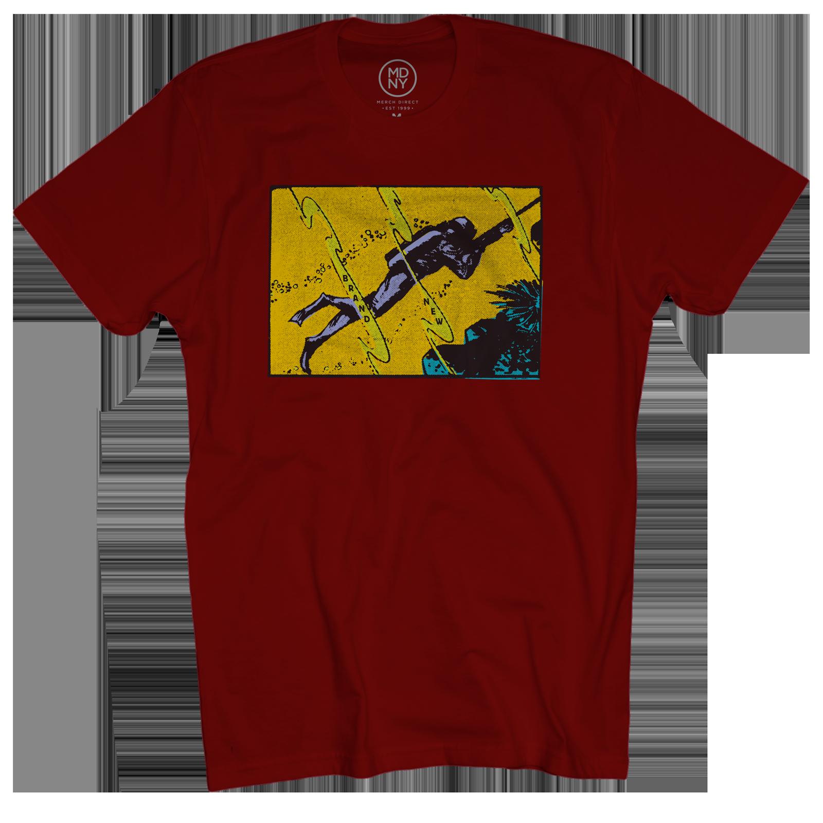 Diver Cardinal Red T-Shirt