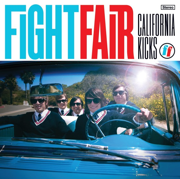 Fight Fair California Kicks