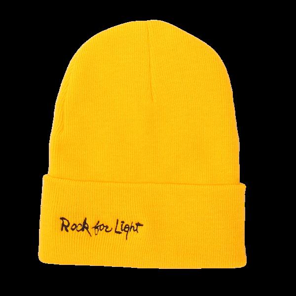 RFL Yellow Beanie