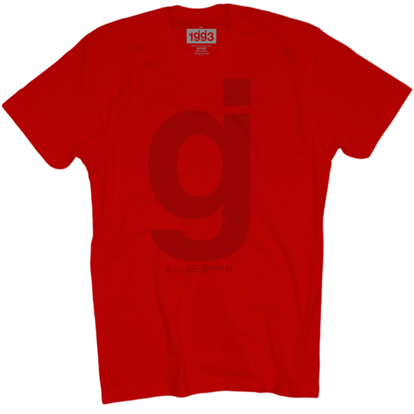 CB Red gj T-Shirt