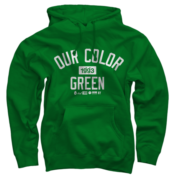 OCG green Pullover Sweatshirt