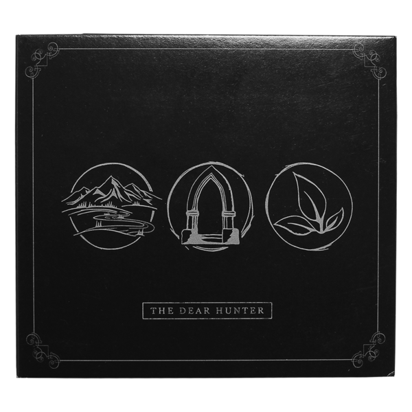 The Dear Hunter Act I, II, III CD Set