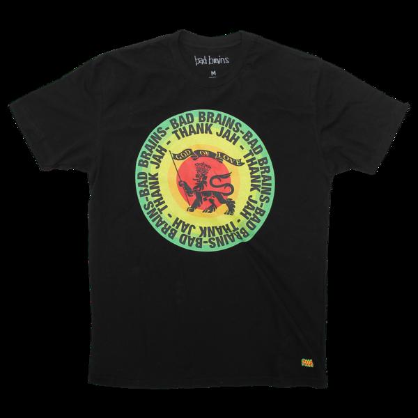 Thank Jah Black T-Shirt