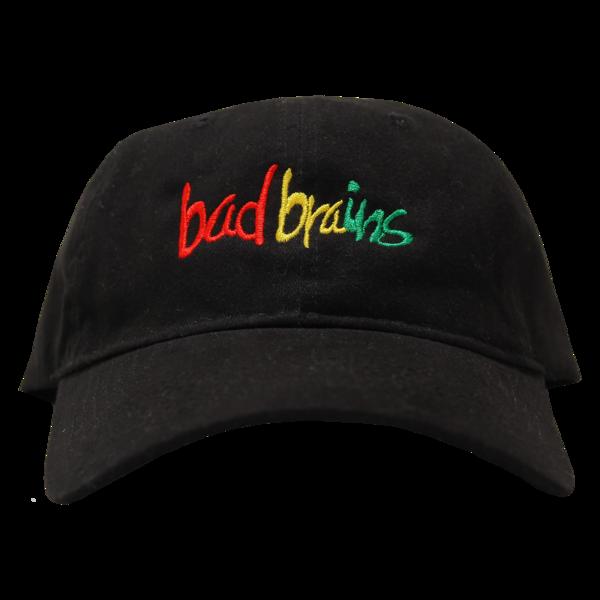 Bad Brains Rasta Dad Hat