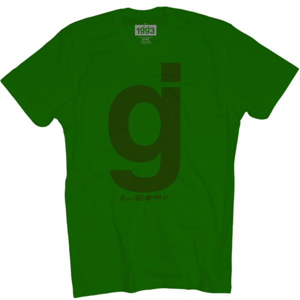 OCG Green gj T-Shirt