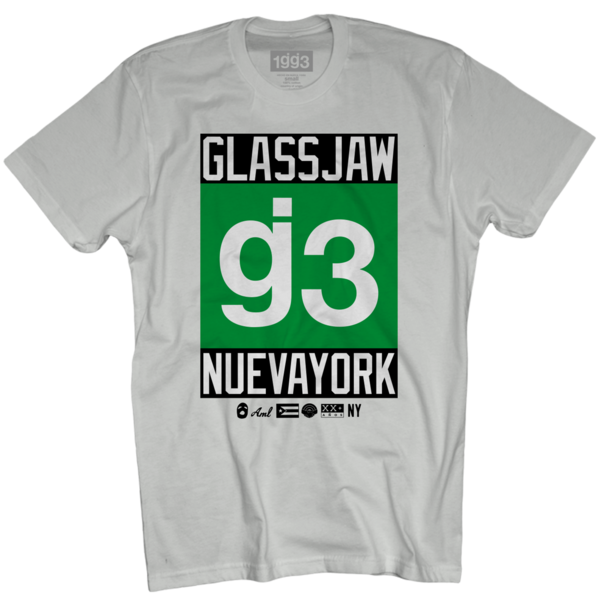 OCG g3 Nueva York White T-Shirt