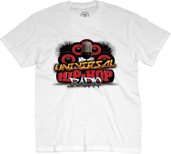 Universal Hip Hop Radio Men's Tee
