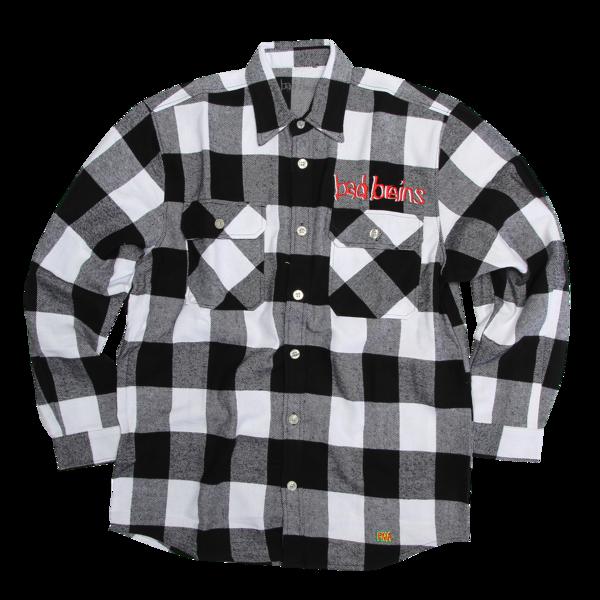 Quickness Heavyweight Flannel Shirt