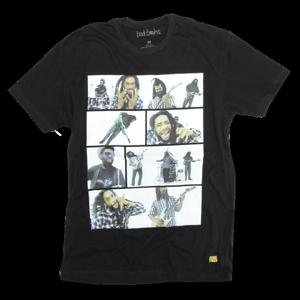 Soulcraft Black T-Shirt