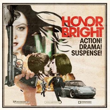 Honor Bright Action Drama Suspense Triple Crown Records