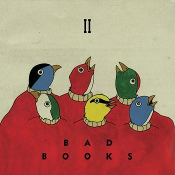 Bad Books II Vinyl