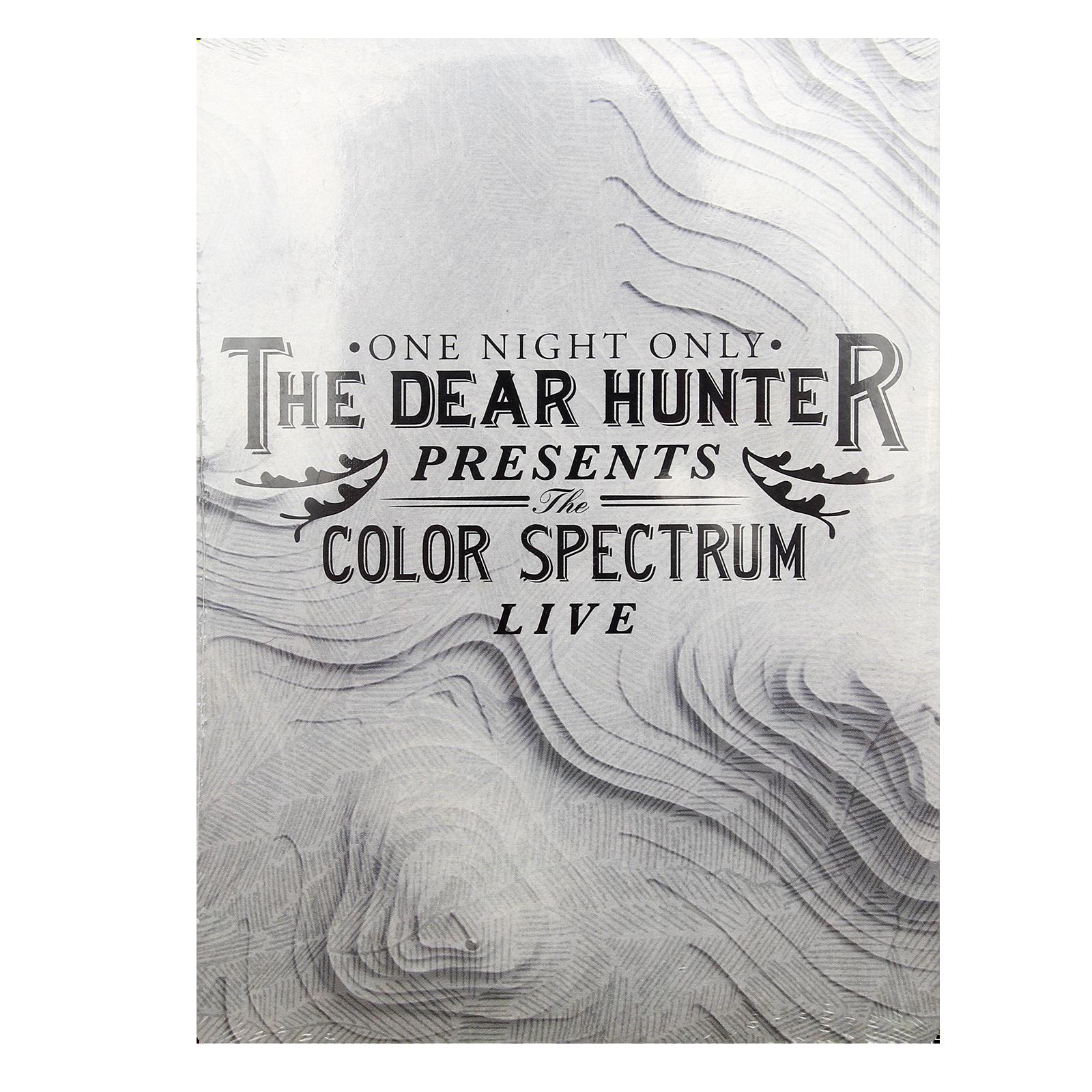 The Dear Hunter The Color Spectrum Live Dvd Triple Crown