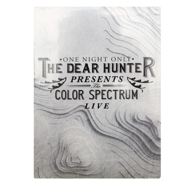The Dear Hunter The Color Spectrum Live DVD